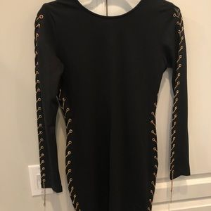 by the way. Dresses - Revolve clothing long sleeve chain dress